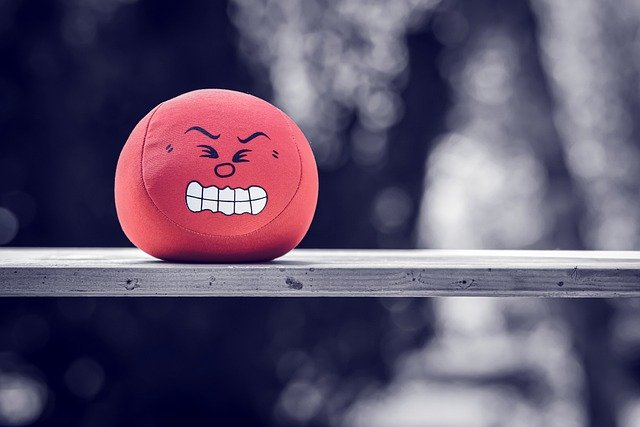 La colère et la souffrance, un autre sentiment de solitude !